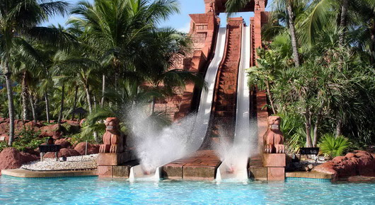 Aquaventure, Challenger water Slide